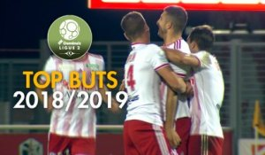 Top 3 buts AC Ajaccio | saison 2018-19 | Domino's Ligue 2