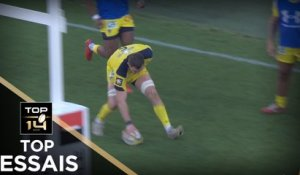 Best of essais Clermont - TOP 14 - Saison 2018-2019