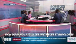 La chronique d'Anthony Morel : Don du sang, aiguilles invisibles et indolores - 14/06