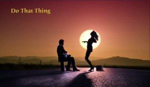 Music Track ~ Do That Thing ~ Dhruva Aliman