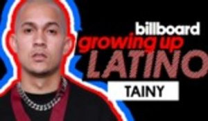Tainy Recalls Best Childhood Memories & Says Being Raised in Puerto Rico Was a 'Blessing' | Growing Up Latino