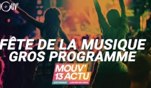 Mouv'13 Actu : PNL, NBA, Stranger Things
