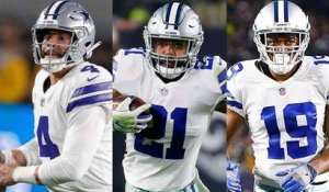 Should Cowboys extend contracts for Dak, Zeke and Cooper before 2019 season?