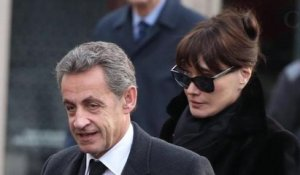Nicolas Sarkozy plus grand que Carla Bruni : Paris Match assur...