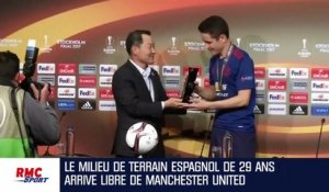 Mercato : Ander Herrera rejoint officiellement le Paris SG