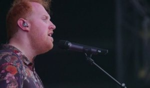 Gavin James en live au Main Square Festival 2019