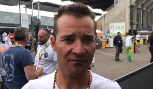 Tour de France - Interview Thomas Voeckler
