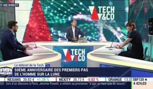 Le debrief de la tech - 16/07