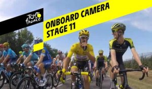 Onboard camera - Étape 11 / Stage 11 - Tour de France 2019