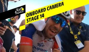 Onboard camera Emotions - Étape 14 / Stage 14 - Tour de France 2019