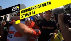 Onboard camera Emotions - Étape 16 / Stage 16 - Tour de France 2019