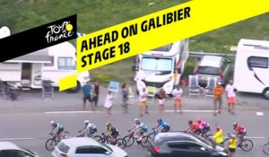 Ahead on Galibier - Étape 18 / Stage 18 - Tour de France 2019