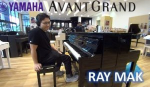 Tae Yang - Wedding Dress Piano by Ray Mak | Yamaha AvantGrand NU1X CFX