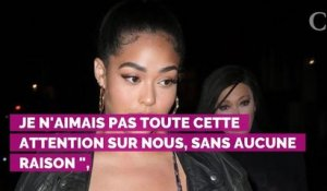 Jordyn Woods aperçue en train de faire la fête avec James Hard...
