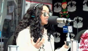 H.E.R Talks About Her Passion for Music