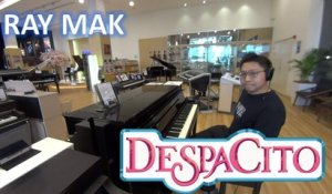 Luis Fonsi ft. Daddy Yankee - Despacito Piano by Ray Mak - Yamaha Clavinova CLP-685