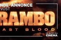 RAMBO LAST BLOOD : bande-annonce [HD-VOST]