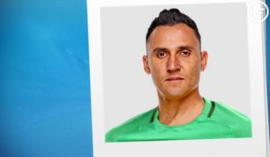 OFFICIEL : Keylor Navas signe au Paris Saint-Germain