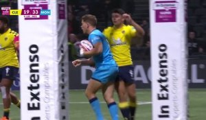 In Extenso Supersevens - Résumé Clermont-Montpellier- 19-33 - 9-12 place - Saison 2019-2020