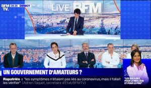 Un gouvernement d'amateurs ? - 03/02