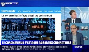 Epidémie: attention aux virus... informatiques - 03/02