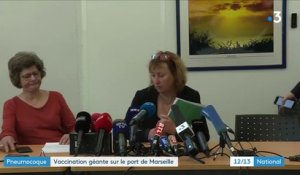 Port de Marseille : vaccination géante contre une infection à pneumocoque