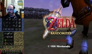 Ocarina of Time Randomizer - Full-Sanity / #1 (04/02/2020 21:03)