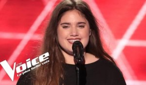 Serge Gainsbourg - Comme un boomerang | Sherley Paredes | The Voice France 2018 | Blind Audition