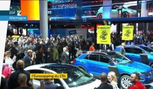 Eurozapping : l'automobile allemande en question