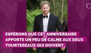 Anniversaire du prince Harry : le tendre message de Meghan Markle