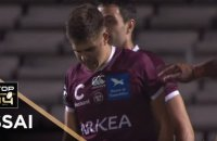 TOP 14 - Essai Matthieu JALIBERT (UBB) - Bordeaux-Bègles - Paris - J4 - Saison 2019/2020