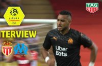 Interview de fin de match : AS Monaco - Olympique de Marseille (3-4)  - Résumé - (ASM-OM) / 2019-20