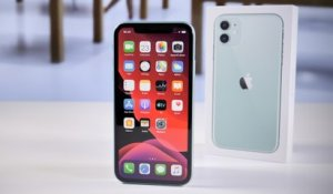 Test complet de l'iPhone 11