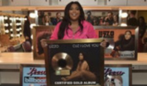 Lizzo Receives Her Billboard Hot 100 & RIAA Plaques | Billboard News