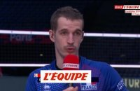 Toniutti «On se doit de tout donner» - Volley - Euro
