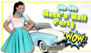 Various - Rock & Roll Party '50 '60 - Vintage Music Songs