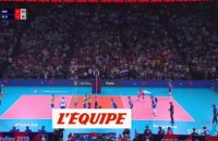 La Serbie sacrée - Volley - Euro (H)