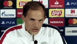 Football -  Champions League - Thomas Tuchel Press Conference Before Galatasaray-PSG