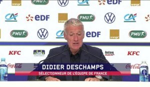 Deschamps l'a appelé... mais Giroud est-il en grand danger ?