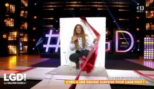 La grosse surprise de Cyril Hanouna pour Liane Foly