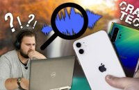 iPhone 11 vs Galaxy Note : qui a le meilleur zoom audio ? - Crash Tech #09
