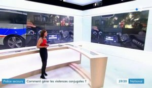 Violences conjugales : comment la police gère-t-elle les interventions ?