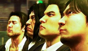 THE YAKUZA REMASTERED COLLECTION Bande Annonce