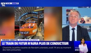 Le train du futur n'aura plus de conducteur - 07/02