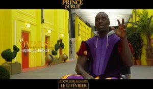 Le Prince Oublié Film - Making Of