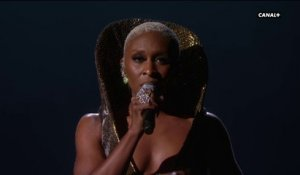 "Cynthia Erivo interprète ""Stand Up"" (Harriet) - Oscars 2020"