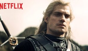 THE WITCHER  BANDE-ANNONCE PRINCIPALE VOSTFR  NETFLIX FRANCE