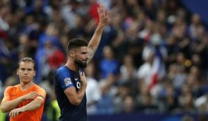Equipe de France : Didier Deschamps et la situation d'Olivier Giroud