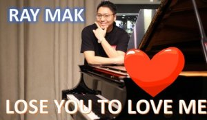 Selena Gomez - Lose You To Love Me Piano by Ray Mak