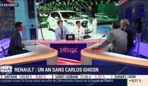 Les Insiders (2/2): Renault, un an sans Carlos Ghosn - 18/11
